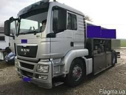 Молоковозы на шасси MAN,Renault,Iveco и шасси заказчика