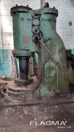Молот ковочный пневматический М415А. (МПЧ 400 кг)