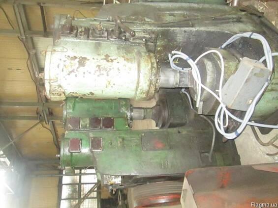 Молот ковочный пневматический МА4129А