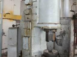 Молот ковочный пневматический МА4132