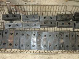 Молотки к дробилке АВК-350