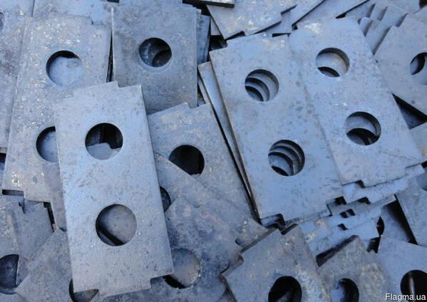 бетоны ступенчатые