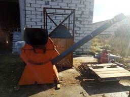 Молотковая дробилка-измельчитель Хемель для тырсы
