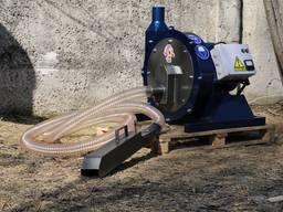 Дробилка зерна (кормодробилка) 15 кВт