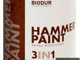 Молотковая краска Biodur