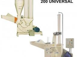 Молотковая мельница Universal 200 для производства муки