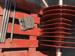 Молоток дробилки АВМ толщина 10 мм