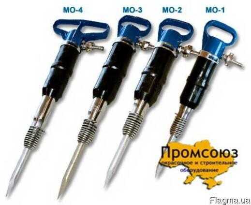 Молоток отбойный Мо-3м, Мо-2б, Мо-2к, Моп-4. Пика, пружина