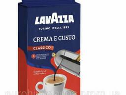 Молотый кофе Lavazza Crema E Gusto 250 г