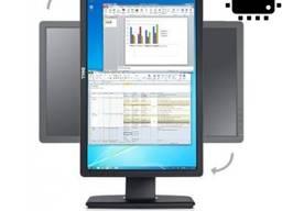 Монитор 22 дюйма на LED Dell P2212H / Full HD / USB
