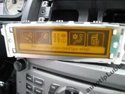 Монитор, экран, дисплей на Peugeot 407 Пежо 407 новый