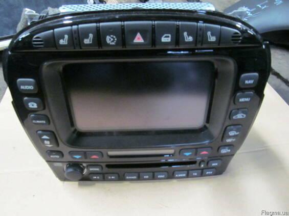 Монитор Jaguar XJ X358 X350