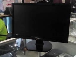 Монитор Philips 192E1SB Black