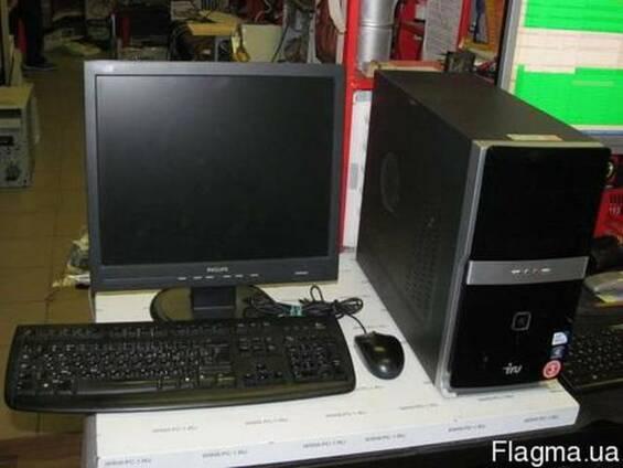 Монитор, системный блок