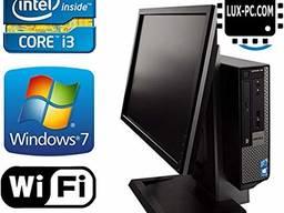 Моноблок DELL7010USFF /i3-3020/wi-fi/звук Монитор DELL p2311