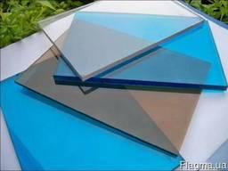 Монолітний полікарбонат Sky Blue 50% 4 х 2050 х 6100