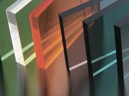 Монолитный поликарбонат 5 мм цветной (Боррекс)