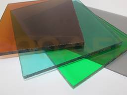 Монолітний полікарбонат Palsun бронза 20% 8 х 2050 х 3050