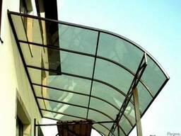 Монолитный поликарбонат 4,0х2050х3050мм