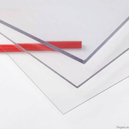 Монолитный поликарбонат Carboglass 4 мм
