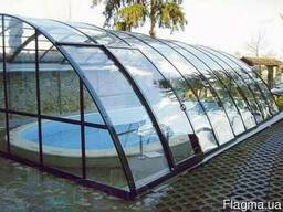 Монолитный поликарбонат прозрачный 3 мм Херсон