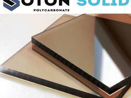 Монолитный поликарбонат SOTON SOLID