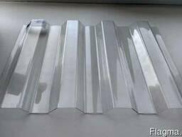Монолитный профилированный поликарбонат 0. 8мм Palram(Suntuf)