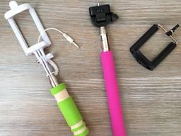 Монопод мини-монопод для селфи на iPhone селфи-палка - фото 3