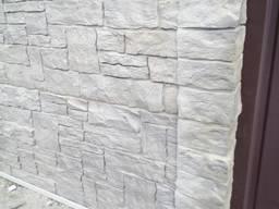 Фасадные панели акриловые Mitten Canada Smoky Grey