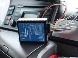 Установка GPS трекеров