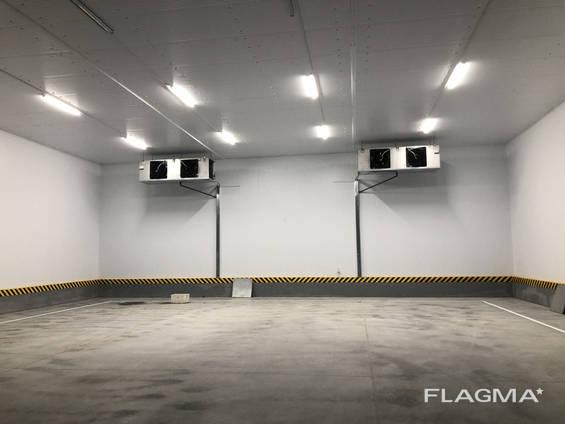 Монтаж холодильных камер Строительство холодильных складов