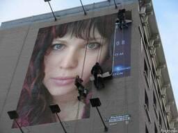 Монтаж и демонтаж рекламы в Севастополе