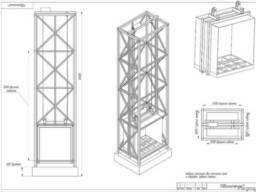 Монтаж и пусконаладочные работы для изготовления подъёмников