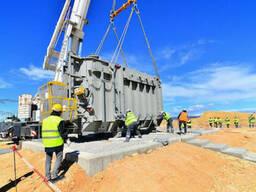 Монтаж и ремонт силовых трансформаторов
