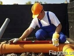 Монтаж канализации - Швидко сервіс