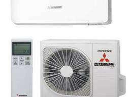 Монтаж климатических систем, тепловые насосы, кондиционеры.