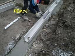 Монтаж ливневой канализации и водоотведения
