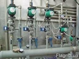 Монтаж отопления и теплообменного оборудования от профессион