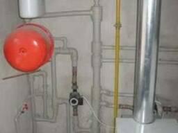 Монтаж отопления и водоснабжения, ремонт и обслуживание.