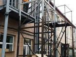 Монтаж подьемников и малых лифтов - фото 1