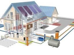 Монтаж сантехники (отопление, водопровод)