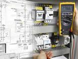 Монтаж щитового оборудования и шкафов автоматики - фото 1