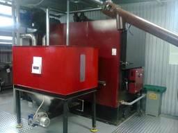 Монтаж систем отопления, котлов, котельных