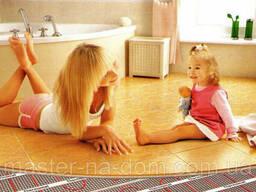 Монтаж теплої підлоги в Чернівцях