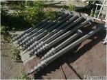 Монтаж винтовых свай - установка винтовой сваи Украина - фото 1