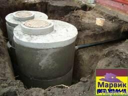 Монтаж внешней системы канализации