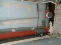Монтаж водопровода и канализаций