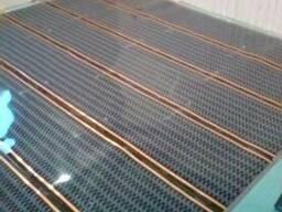Монтаж водяных теплых, электрических полов (инфракрасных)