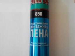 Монтажная пена Akfix 850 Mega Pro 65L