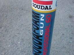 Монтажная пена Soudal (Soudafoam Professional 60 Бельгія)